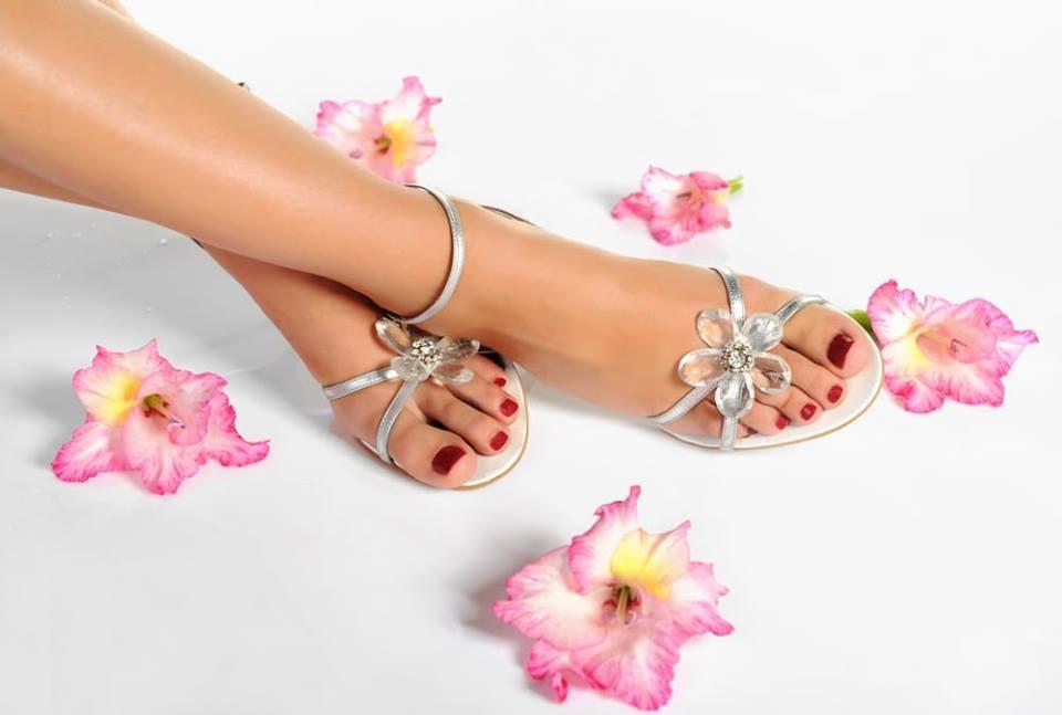 Beauté des pieds ou pédicure